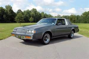 Buick Regal 1986 1986 Buick Regal With Only 776