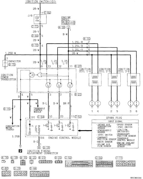 1992 mitsubishi 3000gt wiring diagram 1992 free engine
