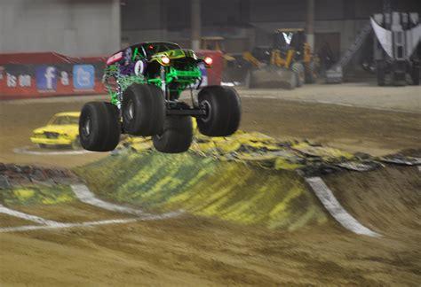 monster truck show tacoma art