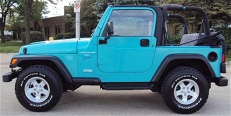 Jeep Wrangler Colors 10 Best Jeep Wrangler Colors Car Memories