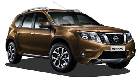 nissan terrano in india nissan terrano price gst rates images mileage colours