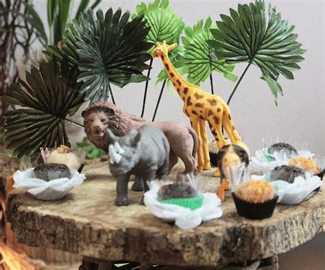 Jungle Safari Animal Print Round Area Rug » Home Design 2017