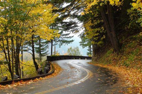scenic highways roll on columbia richard nilsen
