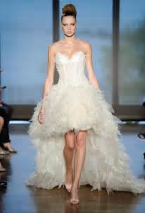 New bridal fashion style short wedding dresses