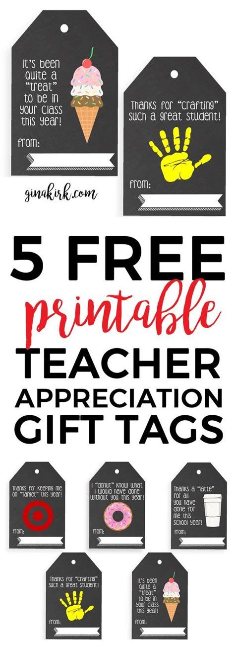 printable teacher appreciation tags printable teacher appreciation tags teacher appreciation