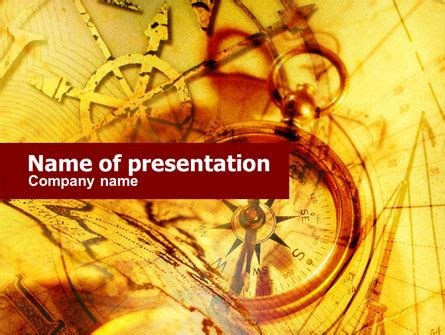 semantic map ancient keynote presentation ancient compass presentation template for powerpoint and