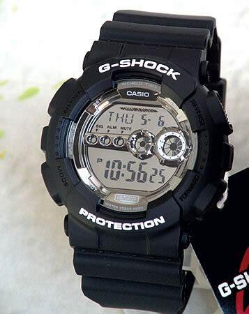 Casio G Shock Gd 100bw 1 楽天市場 casio カシオ gショック ジーショック gshock g shock gd 100bw 1海外