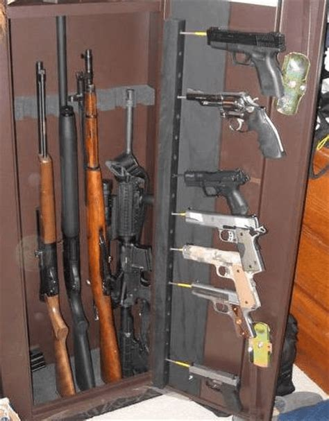 free wooden gun cabinet plans gun cabinet plans it s free