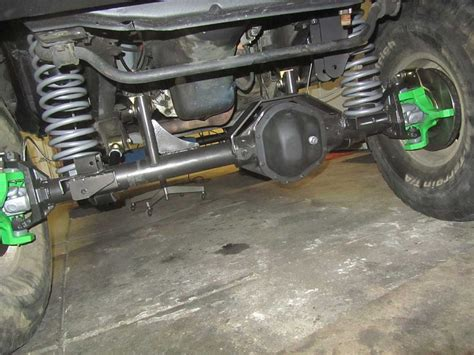 Jeep Xj Front Axle Xj Front Custom Hp 44 Build Page 12 Jeep