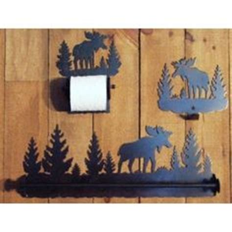 Moose And Bathroom Decor by 1000 Images About Antler Bathroom Decor On