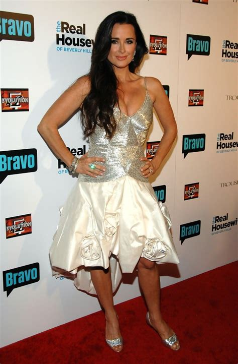 latest gossip housewives beverly hills kyle richards in quot the real housewives of beverly hills