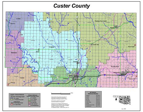 Custer County Oklahoma Court Records Okcounties Org