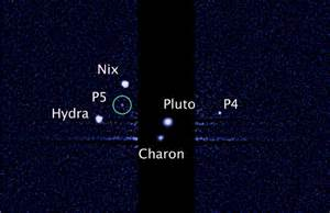 Plutos moons two of pluto s moons get names