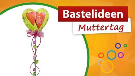 Bastelideen Muttertag Kindergarten