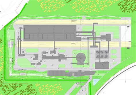 plant layout design jobs gallery of cement plant in szentlőrinc mhm architects 29