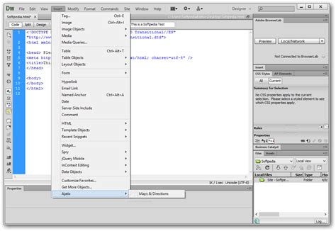 dreamweaver tutorial image map download ajatix maps directions for dreamweaver 2 1 7