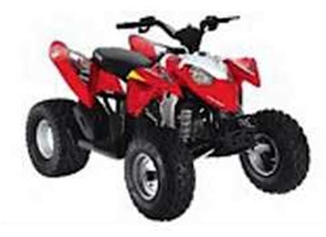 2008 Polaris Outlaw 50cc Owners Manual 7 95