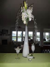 where to buy vases for wedding centerpieces wedding vase centerpiece easy water design