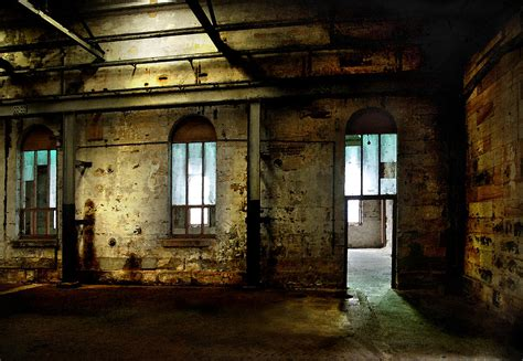 warehouse interior deserted warehouse interior photograph by paul taylor