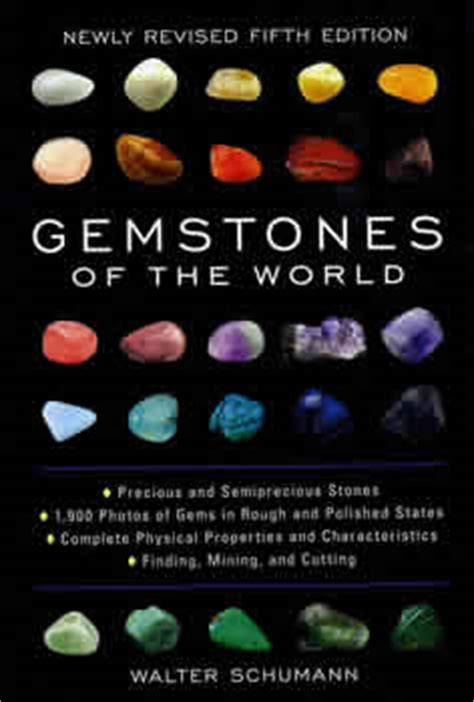 How To Find In The World Gemstones Of The World Fifth Edition