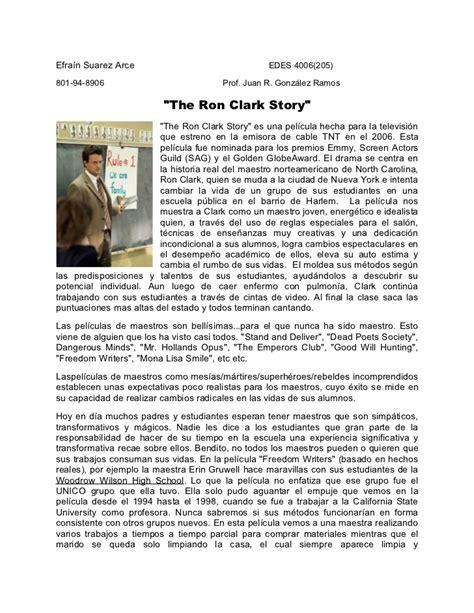 story i the ron clark story i am sam radio