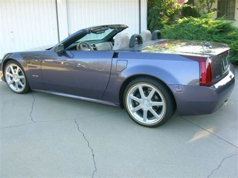 auto air conditioning repair 2004 cadillac xlr user handbook find used rare xlr neiman marcus edition in lakeport california united states for us 33 000 00
