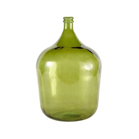Coloured Glass Vases by Jeanne Coloured Glass Vase Maisons Du Monde