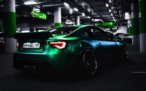 toyota custom cars wallpaper toyota sports car custom tuning 4k