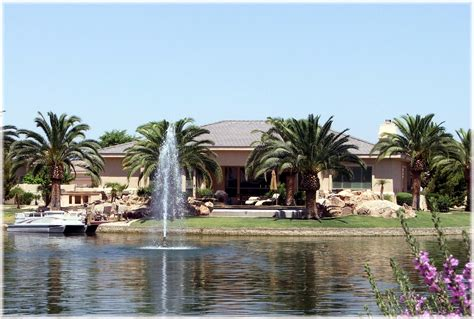 arizona waterfront homes 187 outstanding swim