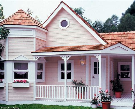 mini mansions houses luxury mini wendy housesfor children that have their own