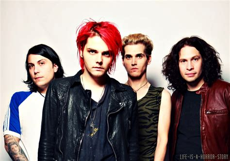 my chemical romance to release attic demos more unheard