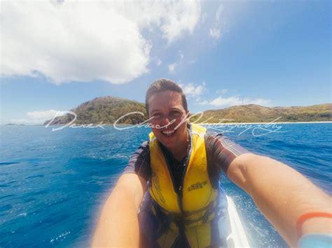 ski boat ocean beach boat fiji international jet levuka ocean