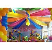 Decoraci&243n De Carnaval Para Fiestas Infantiles FOTOS  Ella Hoy