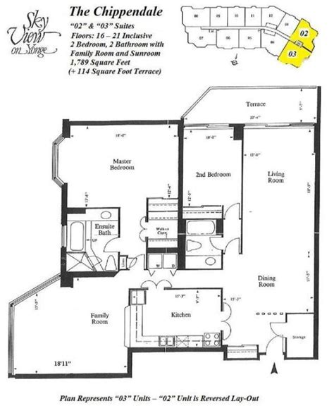 18 yonge floor plans 5444 yonge street unit 1802 skyview on yonge condominiums