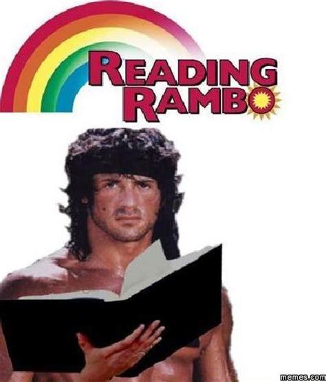 Rambo Meme - home memes com
