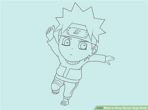 how to draw naruto how to draw naruto sage mode with pictures wikihow