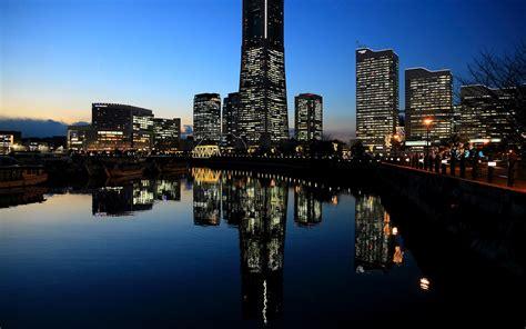 imagenes de japon la ciudad yokohama jap 243 n paisajes de ciudades fotos e im 225 genes