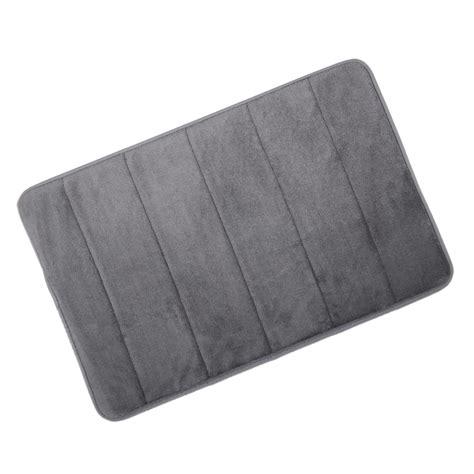 Soft Shower Mat by Microfibre Soft Absorbent Memory Foam Bathroom Bath Mat