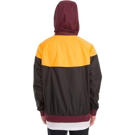 Jaket Nike Black Maroon Babeterry nike sportswear windrunner s jacket maroon burgundy
