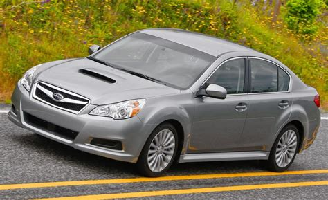 2010 Subaru Legacy 2 5gt by 2010 Subaru Legacy 2 5gt Photo