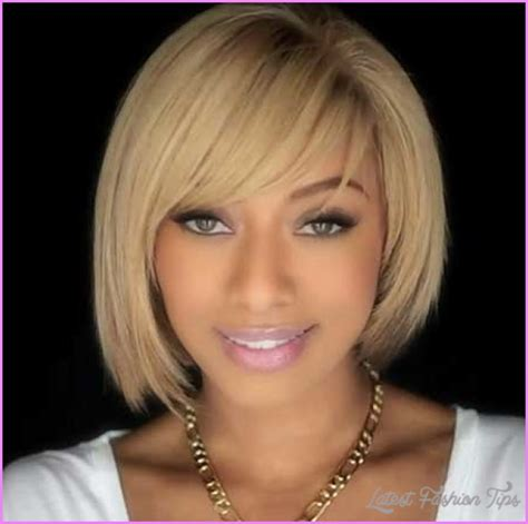 bob haircut hairstyle for black women hairstyle for women short bob haircuts for black women latestfashiontips com