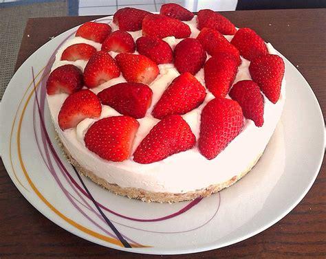 rezept kuchen weiße schokolade wei 223 e schokolade erdbeer kuchen rezept mit bild