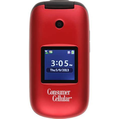 consumer cellular envoy envoy feature phone