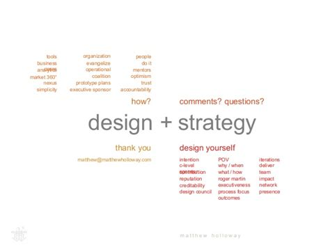 strategy pattern net exle ux strat 2014 matthew holloway quot design your strategy quot
