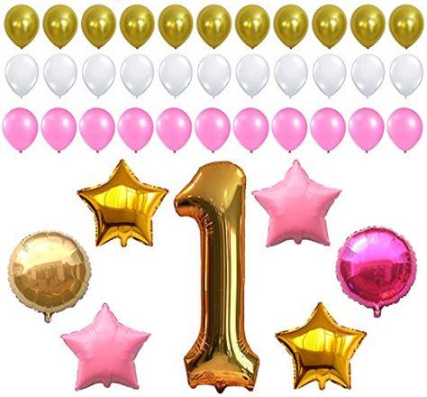 1st bday baby shower 1st birthday decorations set