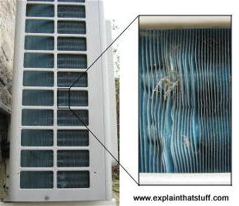 fans that feel like air conditioners how do air conditioners work explain that stuff