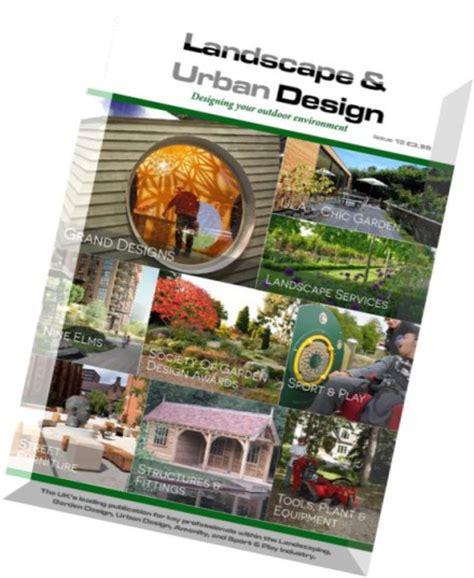 urban design journal pdf download landscape urban design issue 12 2015 pdf