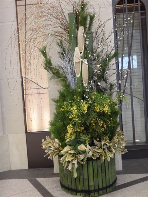 new year bamboo decoration new year s pine and bamboo decorations japan beautiful