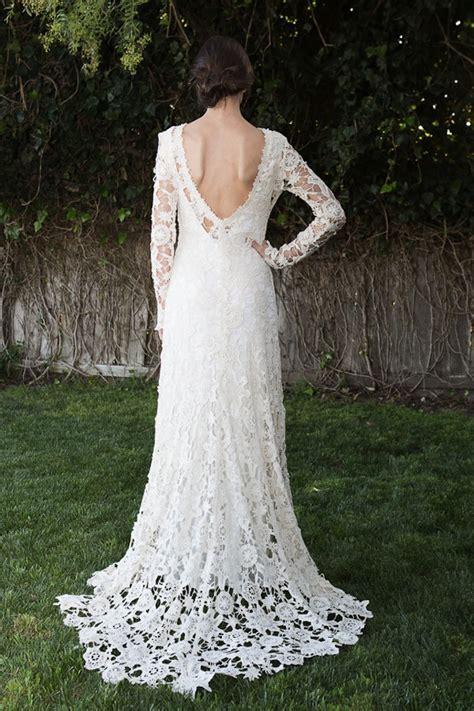 pattern crochet wedding dress 15 wedding dresses you won t believe are crocheted brit co