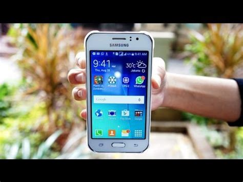 Sarung Hp Samsung J1 samsung galaxy j1 ace unboxing 1